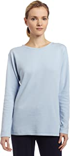 Women's Midweight Long Sleeve 2 Layer Crew With Moisture Wicking