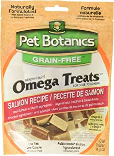 3 Pack Pet Botanics Healthy Omega Treats Salmon (15 oz)