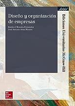 Diseño y organización de empresas (Spanish Edition)
