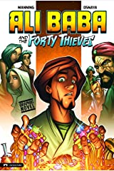 Ali Baba and the Forty Thieves (Graphic Revolve: Common Core Editions) Kindle Edition
