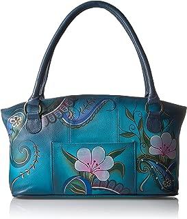 Anna by Anuschka Wide Tote Bag | Genuine Leather
