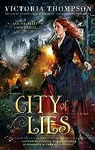 City of Lies (A Counterfeit Lady Novel Book 1)
