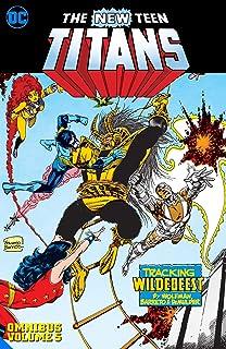 New Teen Titans Omnibus Vol. 5