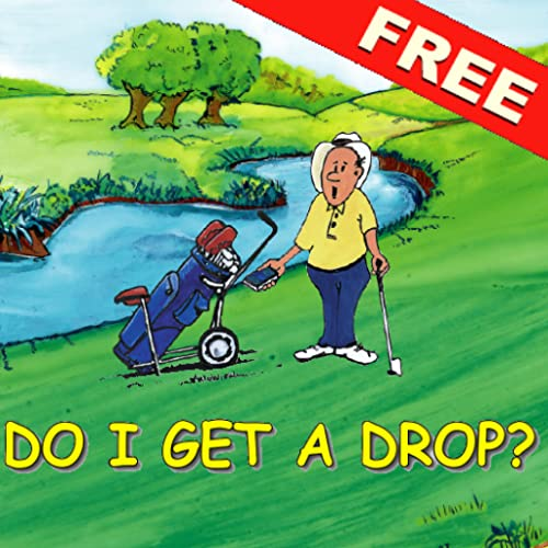 Do I Get A Drop? (Golf Rules) -Free