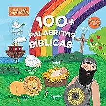 100+ palabritas bíblicas (edición bilingüe) (Palabritas Importantes / Little Words Matter) (Spanish Edition)