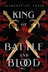 King of Battle and Blood (Adrian X Isolde Book 1) Kindle Edition