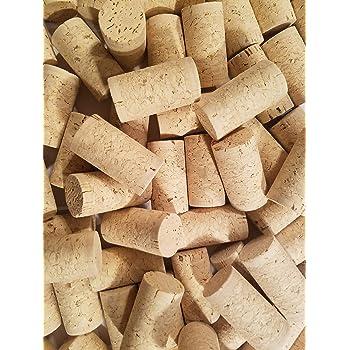 Wine Corks Wine Cork Free S /& H Blank Wine Corks 100 Bulk Wine Corks