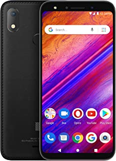 "BLU VIVO X5-5.7"" HD Display Smartphone, 64GB+3GB RAM -Black"