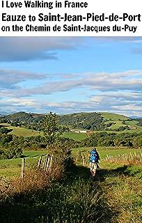 Eauze to Saint-Jean-Pied-de-Port: on the Chemin de Saint-Jacques du-Puy (I Love Walking in France Book 10)