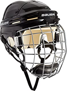 Bauer 4500 II Hockey Helmet Combo