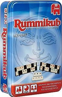 Original Rummikub Premium Compact: Für 2 - 4 Spieler . Spieldauer 30 - 60 Minuten/Das Spiel, das Menschen zusammen bringt