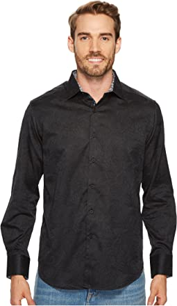 Robert Graham - Rosendale Long Sleeve Woven Shirt