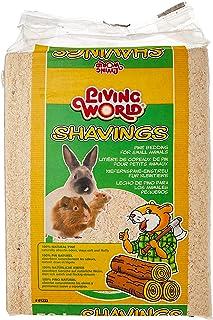 Living World ściółka dla gryzoni z wiórów sosnowych, 56 l