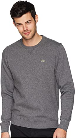 Sport Crew Neck Fleece Sweatshirt