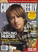 Unsung Heroes: Keith Urban, Trace Adkins, Little Big Town & Clay Walker Open Their Hearts to Those Less Fortunate / Brad Paisley: Special Moments Through the Years / Sneak Peak: Buck Owens Unauthorized Biography (Country Weekly, August 30, 2010)