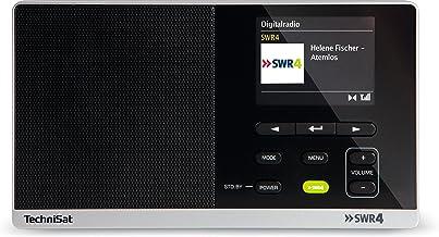 TechniSat Digitradio 215 SWR4 Edition – portables DAB Radio (DAB+, UKW,..