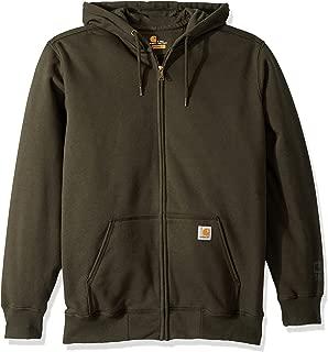 Men's Big & Tall Rain Defender Paxton Hw Hooded Zip Sweatshirt