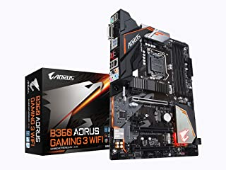 Gigabyte B360 AORUS Gaming 3 LGA 1151 (Socket H4) ATX Placa base