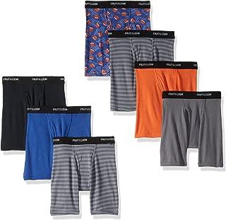 Boys Cotton Boxer Brief Underwear