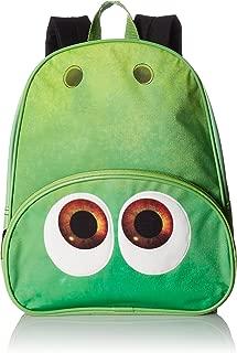 Disney Boys' Good Dino 12 Inch Toddler Backpack, Green