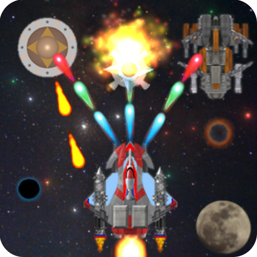 Space Shooter Wormhole Traveller