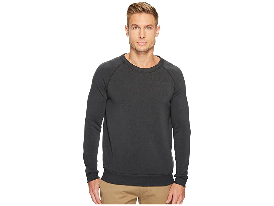 Alternative Champ Eco Fleece Sweatshirt (Eco True Black) Men