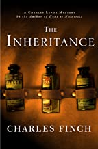 the inheritance a charles lenox mystery