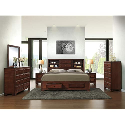 King Size Bedroom Sets Furniture: Amazon.com