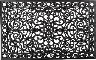 Calloway Mills 900223048 Gatsby Rubber Doormat, 30