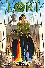 Loki: Il dio che cadde sulla Terra (Marvel Collection: Loki Vol. 1) (Italian Edition) Format Kindle