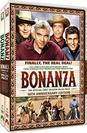 Bonanza: The Official First Season (Volumes 1 and 2)