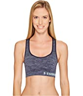 Under Armour - Threadborne Crossback Heather Sports Bra