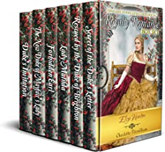 Teen and Young Adult Historical Royalty Romance Box Set - Short Reads : Dukes, Kisses and Bridal Wishes
