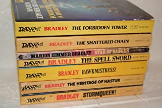 Seven Darkover Titles by Marion Zimmer Bradley: Stormqueen, The Heritage of Hastur; Hawkmistress; The Spell Sword; Star of...