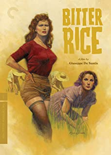 Bitter Rice (English Subtitled)