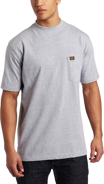 Wrangler Riggs Workwear Mens Pocket T-Shirt