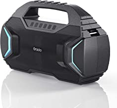 Bluetooth Speaker,Oraolo M100 Portable Bluetooth Speaker with 40W Loud Stereo,Sound Rich Bass...