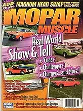 Mopar Muscle Magazine (October 1998)