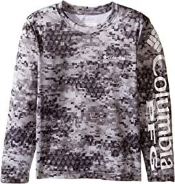 Columbia Kids Super Terminal Tackle Long Sleeve Shirt (Little Kids/Big Kids)