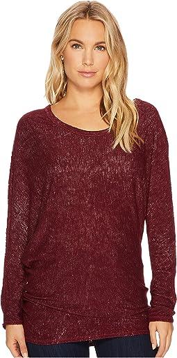 Julia Asymmetrical Pullover
