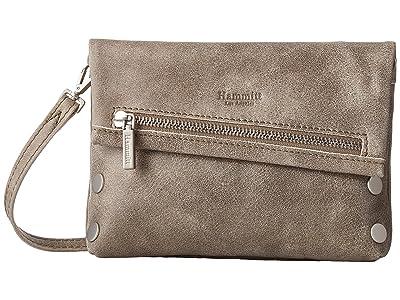 Hammitt VIP Small (Pewter/Brushed Silver) Handbags