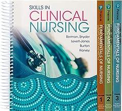 Kozier and Erb's Fundamentals of Nursing + Skills in Clinical Nursing + Nursing Student's Clinical Survival Guide