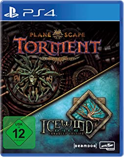 Planescape: Torment & Icewind Dale Enhanced Edition (PlayStation PS4)
