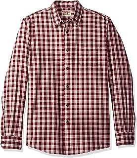 Authentics Men's Long Sleeve Premium Gingham Shirt