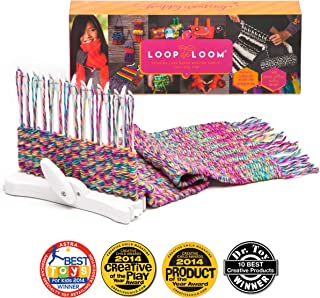 Loopdeloom - Weaving Loom - Learn to Weave - Award-Winning Craft Kit - New Edition