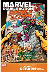Heroes Reborn: Marvel Double Action #1 (Heroes Reborn (2021) One-Shots) Kindle Edition