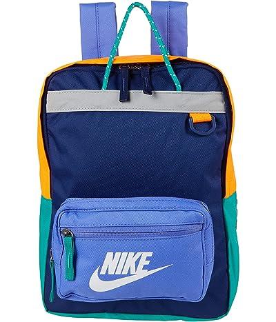 Nike Kids Tanjun Backpack (Little Kids/Big Kids) (Blue Void/Sapphire/White) Backpack Bags