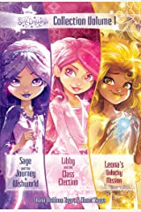 Star Darlings Collection: Volume 1: Sage and the Journey to Wishworld; Libby and the Class Election; Leona's Unlucky Mission Kindle Edition