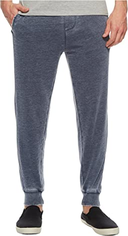 Light French Terry Burnout Campus Joggers
