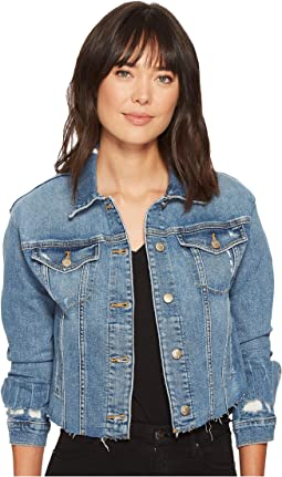 Joe's Jeans - Raw Cut Hem Jacket
